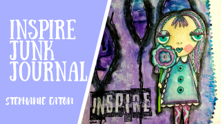 Inspire Junk Journal YouTube Video
