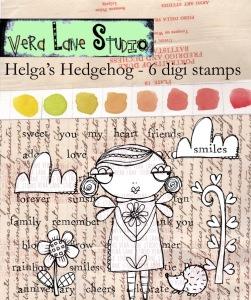 Click image to purchase Helga's Hedgehog set