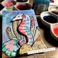 Seahorse & Octopus New Release | Vera Lane Studio